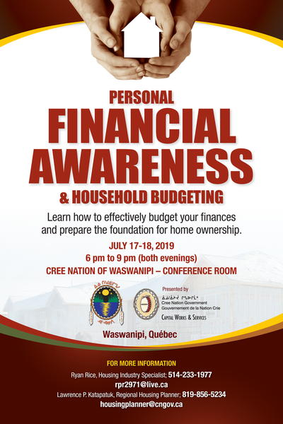 FinancialAwareness Waswanipi