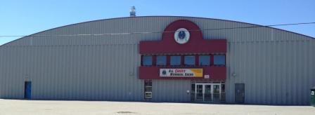 All Chiefs Memorial Arena