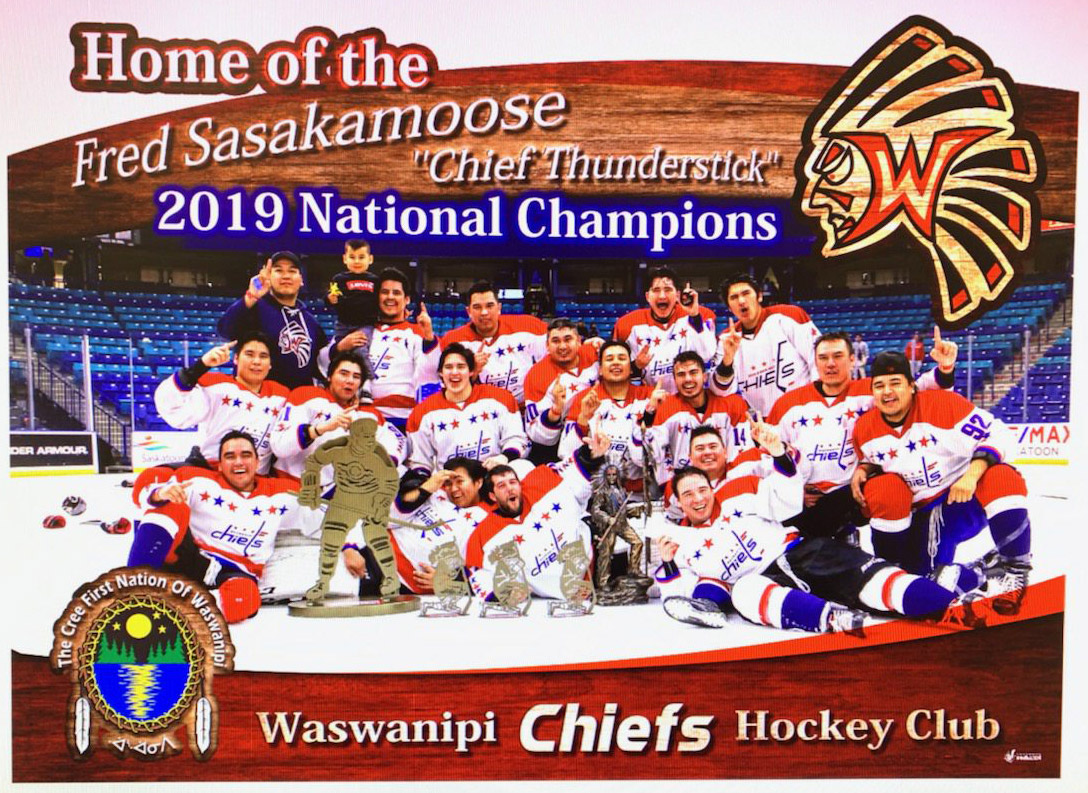waswanipi chiefs hocky club