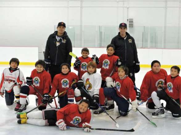 Hockey Camp 2015